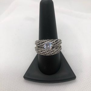 Jewelry - Engagement Ring 2 Ring Set